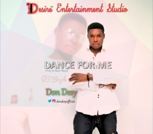 Don Desy - Dance for me